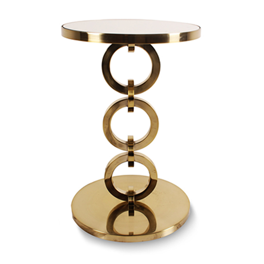 Round Chairside Table Registry